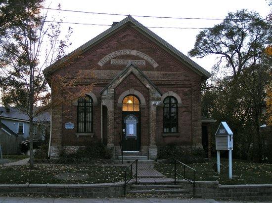 Elman W Campbell Museum