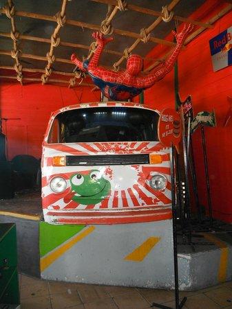 Senor Frog's : Endroit du DJ qui met la musique