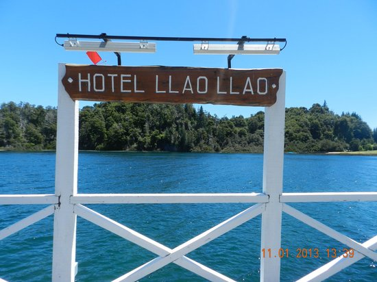 Llao Llao Hotel and Resort Golf Spa: La playita