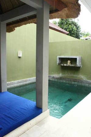 Jas Boutique Villas: pool