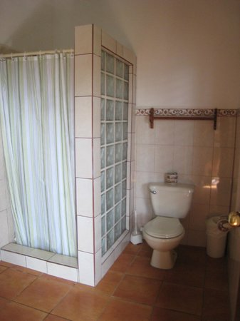 Hotel Lagarta Lodge: Standard room bathroom