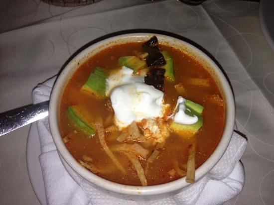 Terra-Cotta : tortilla soup