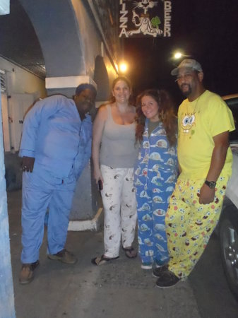 Lost Dog Pub : Jouvert pajama party