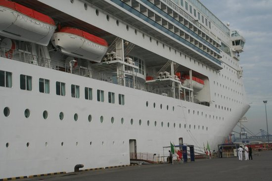 Cruise Ship Tours To Thailand At Laem Chabang Port Picture Of - Cruise ship in thailand