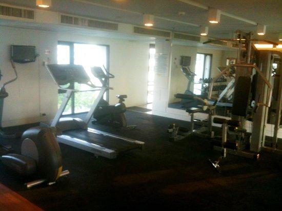 Citadines Sukhumvit 8 Bangkok : Gym