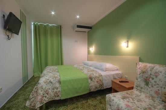Hotel Sali: Green rooms