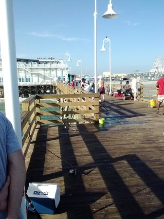 Wyndham Ocean Walk: the pier