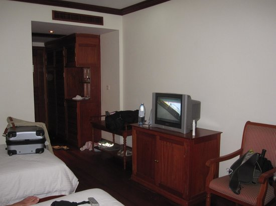Steung Siemreap Thmey Hotel: View of the room
