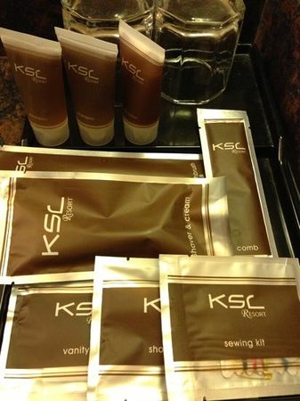 KSL Hotel & Resort: amenities