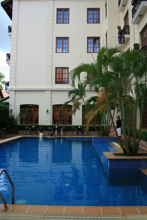 Steung Siemreap Hotel: Pool
