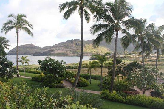 Marriott's Kauai Lagoons - Kalanipu'u: Lagoon view
