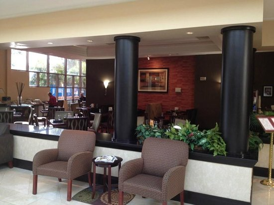 Holiday Inn Express Hotel & Suites Ft Lauderdale - Plantation: Restaurant
