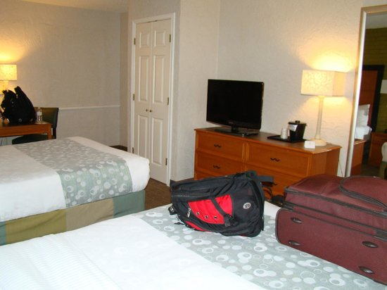 La Quinta Inn Tampa Bay Airport: Room 108