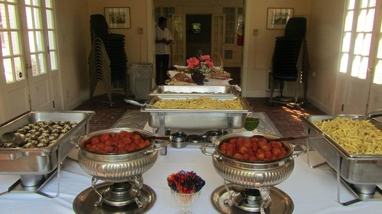 Aabee Persian & Mediterranean Restaurant: Catering private event -01