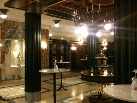 Le Meridien Grand Hotel Nurnberg: Lobby area