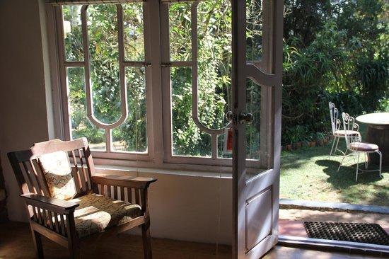 Lymond House: adjoining the room