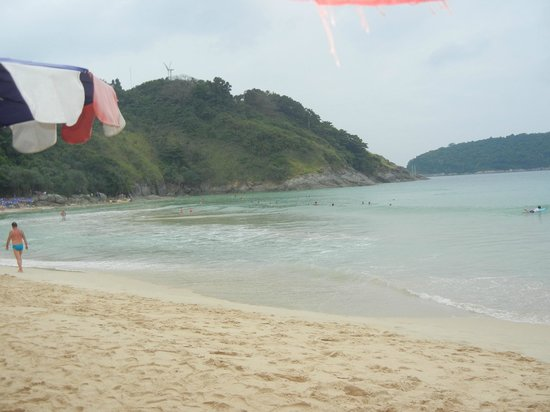 Nai Harn Beach: Beach