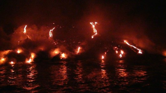 Lava Ocean Tours Inc: Lava Ocean Advanture January 13th at 7:00 PM