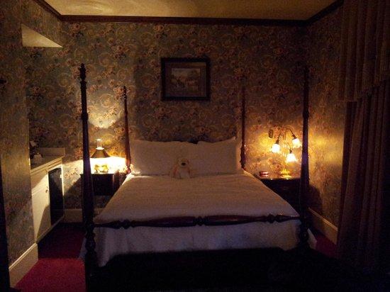 General Palmer Hotel: room 315