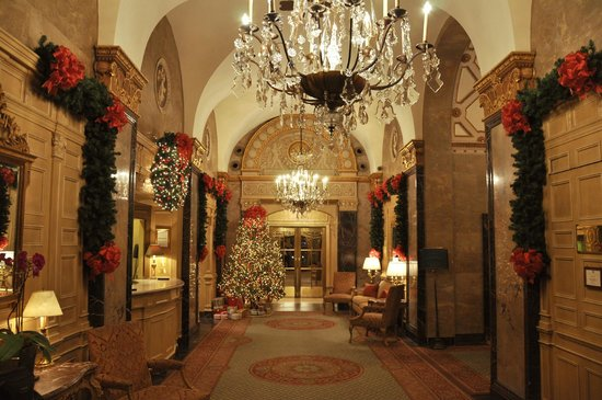 The Sherry-Netherland Hotel: Sherry - Entrance Lobby
