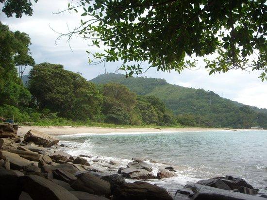 Palawan Mangrove Resort: Langogan, fisherman beach