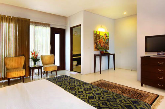 The Radiant Hotel and Spa & Airy: Deluxe Room