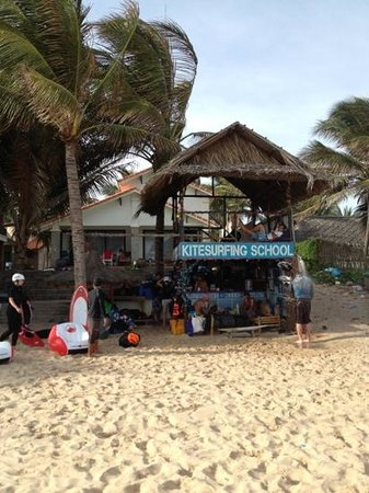 Surfpoint Kiteboarding School : I want to be back!