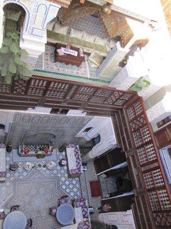Riad Rcif: hotel