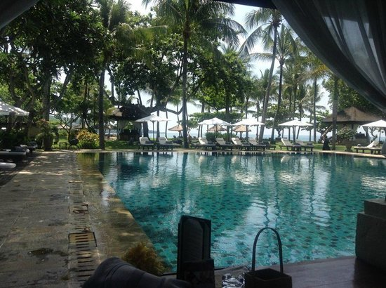 INTERCONTINENTAL Bali Resort: Pool