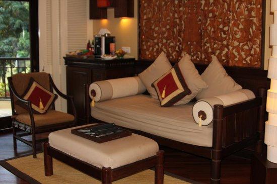 INTERCONTINENTAL Bali Resort: Club room