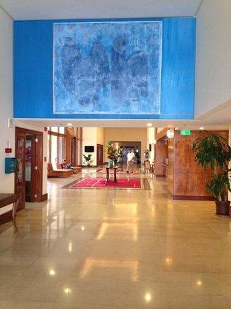 Venezuela Marriott Hotel Playa Grande: lobby de hotel