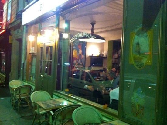 Salle De Restaurant Foto La Table D 39 Eugene Paris Tripadvisor