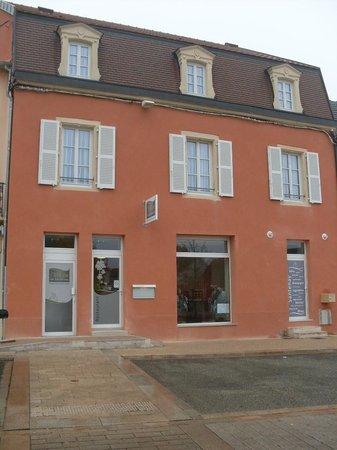 L'Etape de Santenay Hôtel Café Restaurant