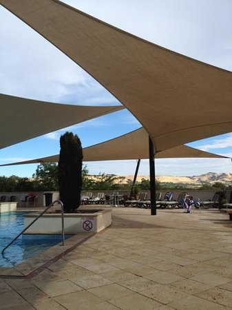 Novotel Barossa Valley Resort: pool area