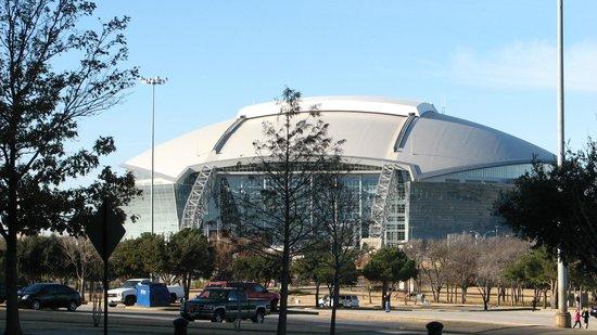 AT&T Stadium: Cowboys Stadium