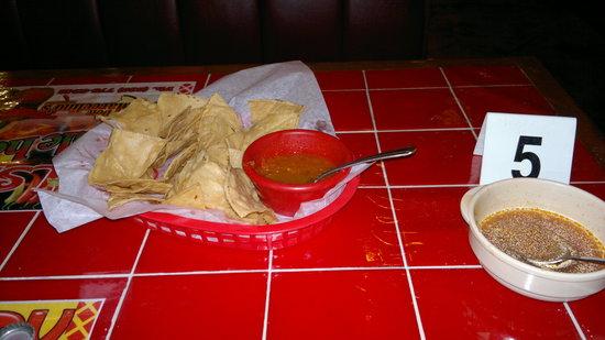 Don Marcelino's: chips