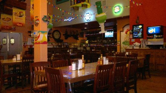 Don Marcelino's: The Restaurant