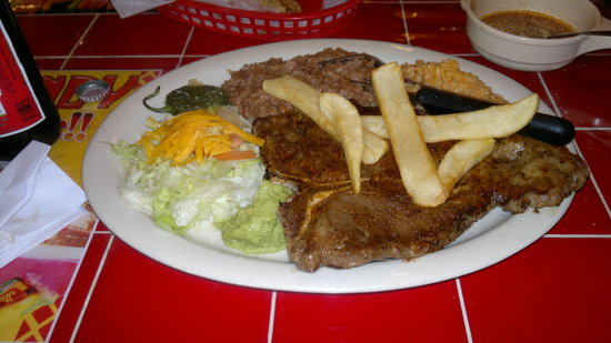 Don Marcelino's: Steak