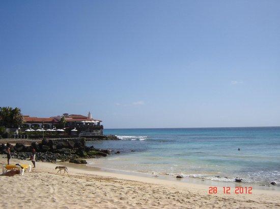 Praia de Santa Maria: Scorcio della Praia santa Maria
