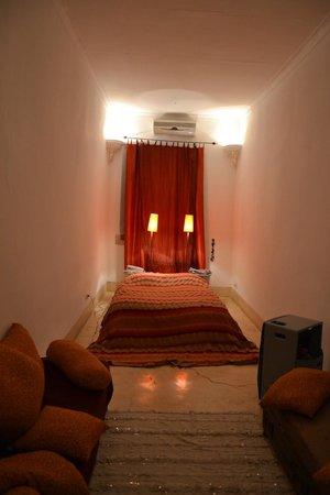Dar Malak: camera matrimoniale