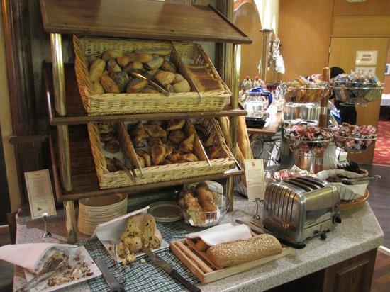 Mercure Colmar Centre Unterlinden : 朝食の様子