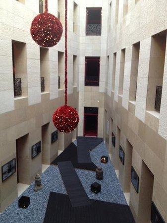 Buddha-Bar Hotel Budapest Klotild Palace: floor 3