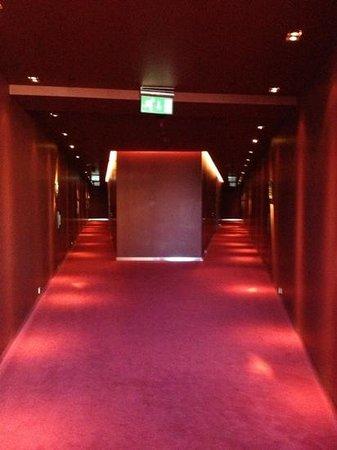 Buddha-Bar Hotel Budapest Klotild Palace: 3 floor