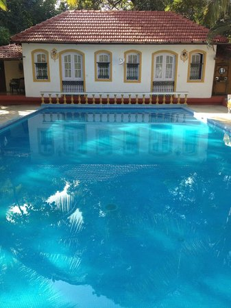 Casa Anjuna: Pool
