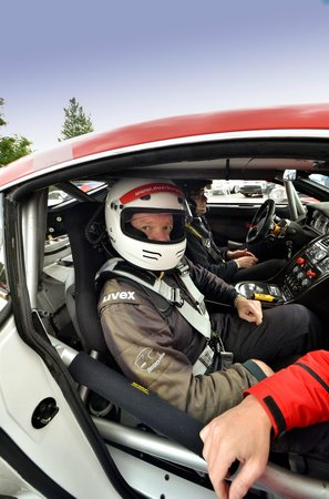 Nurburgring Aston Martin Co Pilot Ride: No better place to be...(other than the driver's seat)