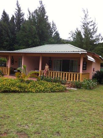 Villa Gaiarda: Bungalow