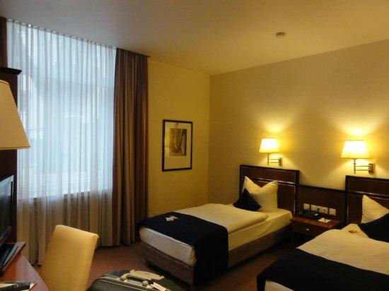 Günnewig Hotel Uebachs: 部屋内