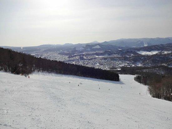 藻岩山滑雪场