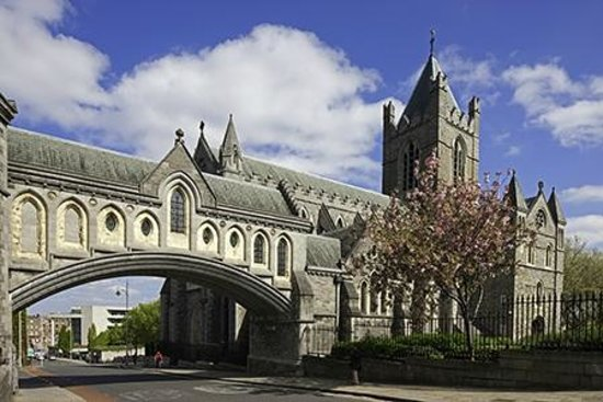 Photo of Monument / Landmark Christ Church Cathedral at Christchurch Place, Dublin 8, Ireland