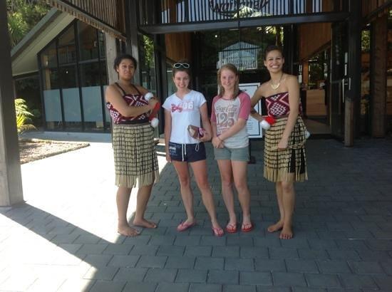 Waitangi Treaty Grounds: Kia Ora